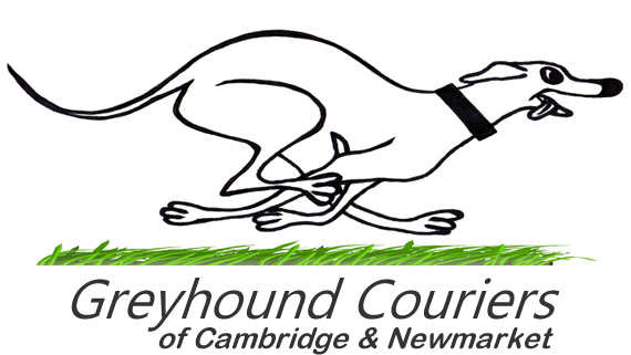 Greyhound couriers: Courier service in Cambridge and Newmarket
